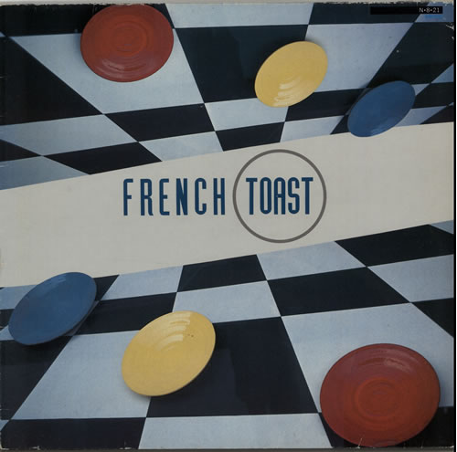 Michel Camilo French Toast vinyl LP album (LP record) German NZFLPFR641095