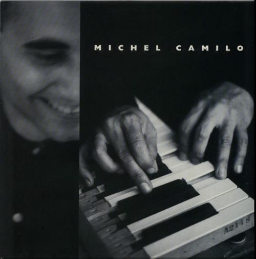 Michel Camilo Michel Camilo vinyl LP album (LP record) Dutch NZFLPMI618240