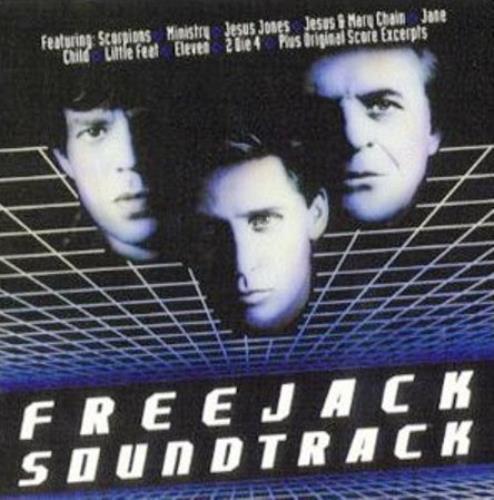 Mick Jagger Freejack CD album (CDLP) US MKJCDFR444753