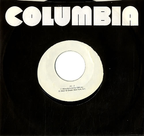 "Mick Jagger Lucky In Love - Test Pressing 7"" vinyl single (7 inch record) US MKJ07LU589244"