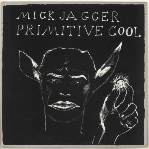 Mick Jagger Primitive Cool vinyl LP album (LP record) UK MKJLPPR716749