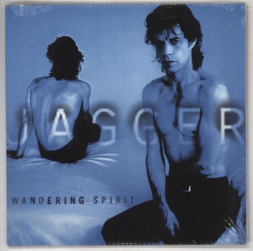 Mick Jagger Wandering Spirit - Half-Speed Mastered - Sealed 2-LP vinyl record set (Double Album) UK MKJ2LWA735054