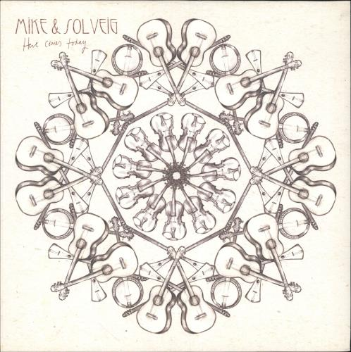 Mike & Solveig Here Comes Today vinyl LP album (LP record) UK 1MYLPHE747840