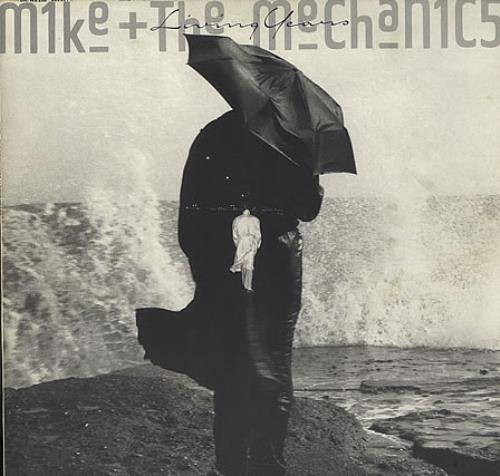 Mike & The Mechanics Living Years vinyl LP album (LP record) UK MIKLPLI400950