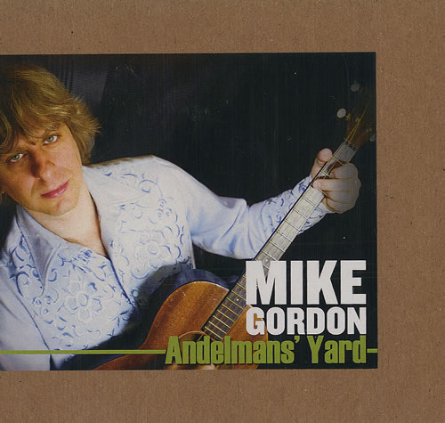 "Mike Gordon Andelmans' Yard CD single (CD5 / 5"") US MIDC5AN480827"