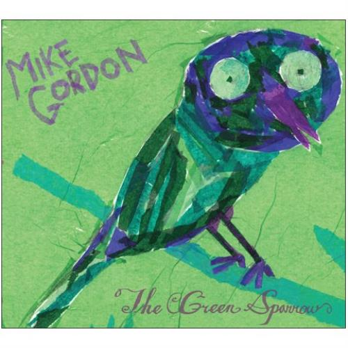Mike Gordon The Green Sparrow CD album (CDLP) UK MIDCDTH459306