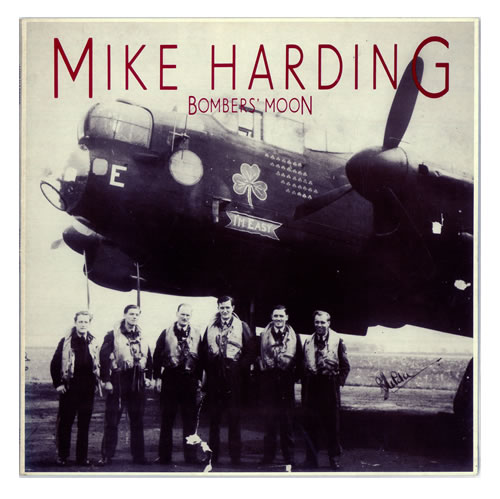 Mike Harding Bombers' Moon vinyl LP album (LP record) UK M.HLPBO495405