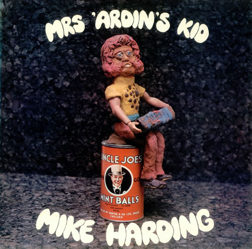 Mike Harding Mrs 'ardin's Kid + Bonus 7'' vinyl LP album (LP record) UK M.HLPMR254275