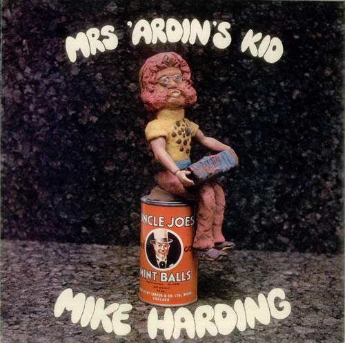 Mike Harding Mrs 'ardin's Kid vinyl LP album (LP record) UK M.HLPMR543543