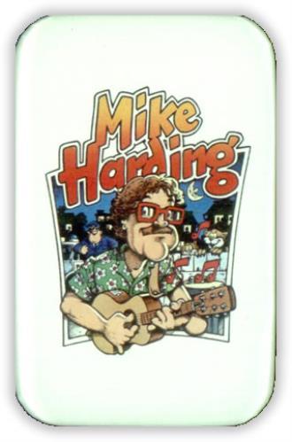 Mike Harding Original badge UK M.HBGOR420184