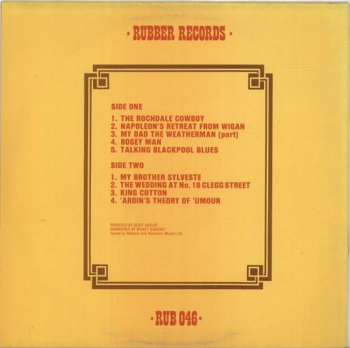 Mike Harding The Best Of Mike Harding vinyl LP album (LP record) UK M.HLPTH695752