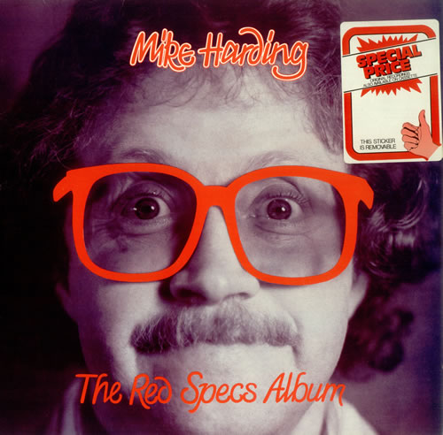 Mike Harding The Red Specs Album vinyl LP album (LP record) UK M.HLPTH438206