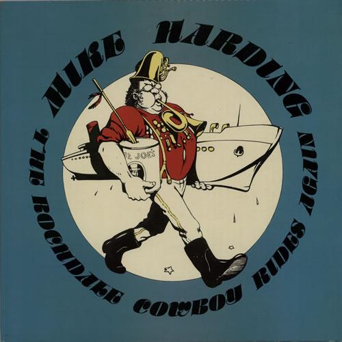 Mike Harding The Rochdale Cowboy Rides Again 2-LP vinyl record set (Double Album) UK M.H2LTH609527