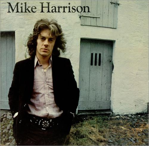 Mike Harrison Mike Harrison vinyl LP album (LP record) UK KEHLPMI438774