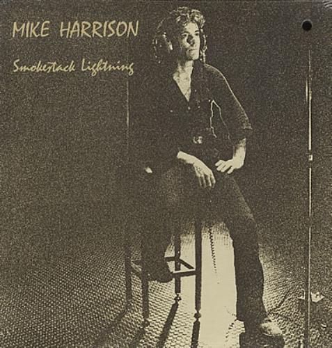 Mike Harrison Smokestack Lightning - sealed vinyl LP album (LP record) US KEHLPSM369845