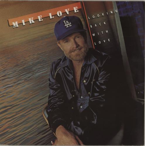 Mike Love Looking Back With Love vinyl LP album (LP record) German MKVLPLO679115