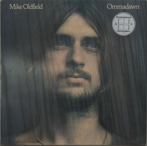 "Mike Oldfield ""The QS Quadrophonic"" Ommadawn vinyl LP album (LP record) UK OLDLPTH673033"