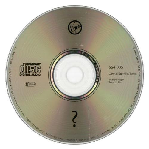 Mike Oldfield ? - 'Heaven's Open' sampler CD album (CDLP) German OLDCDHE178222