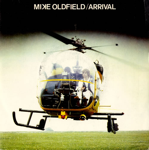 """Mike Oldfield Arrival 7"""" vinyl single (7 inch record) French OLD07AR567267"""