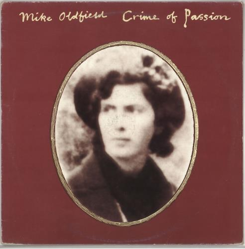 """Mike Oldfield Crime Of Passion 12"""" vinyl single (12 inch record / Maxi-single) Italian OLD12CR726972"""