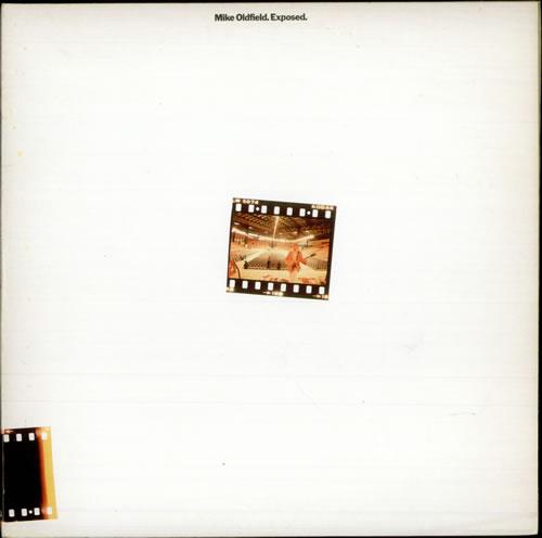 Mike Oldfield Exposed - Quad 2-LP vinyl record set (Double Album) UK OLD2LEX39497