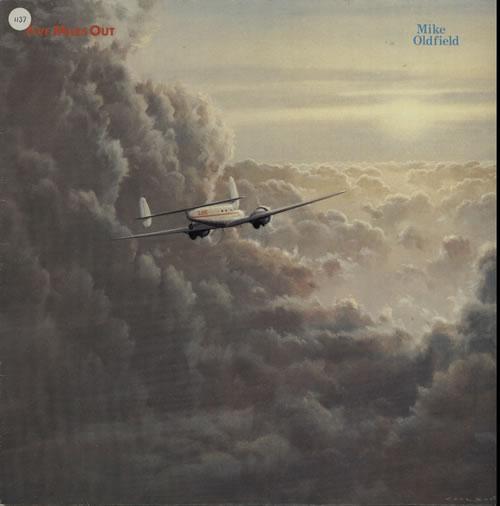 Mike Oldfield Five Miles Out vinyl LP album (LP record) UK OLDLPFI151246