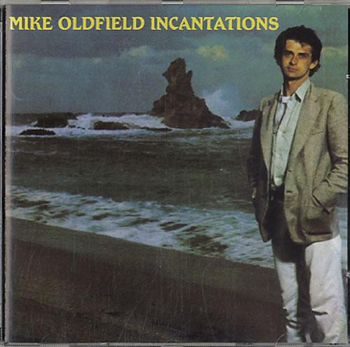Mike Oldfield Incantations CD album (CDLP) Dutch OLDCDIN617826