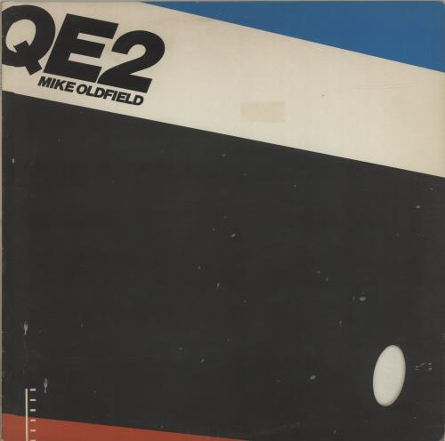 Mike Oldfield QE2 - 1st vinyl LP album (LP record) UK OLDLPQE254289