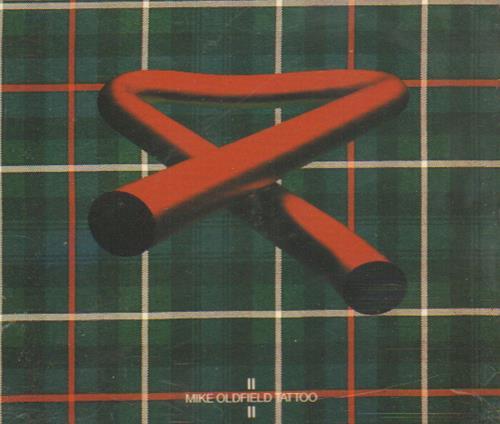 Mike Oldfield Tattoo - 2-CD set 2-CD single set (Double CD single) UK OLD2STA250960
