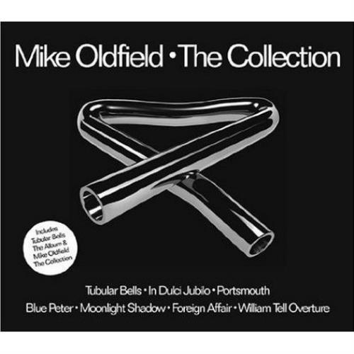 Mike Oldfield The Collection 2 CD album set (Double CD) UK OLD2CTH471988