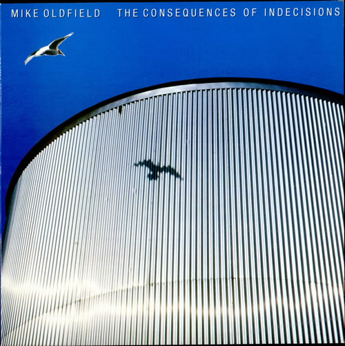 Mike Oldfield The Consequences Of Indecisions vinyl LP album (LP record) German OLDLPTH125995