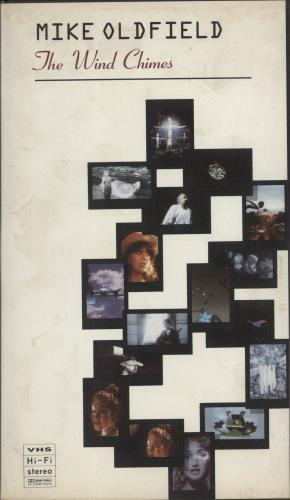 Mike Oldfield The Wind Chimes video (VHS or PAL or NTSC) UK OLDVITH02292