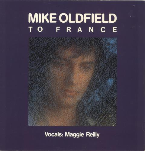 "Mike Oldfield To France - EX 12"" vinyl single (12 inch record / Maxi-single) UK OLD12TO744993"