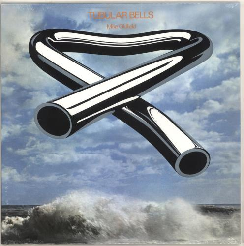 Mike Oldfield Tubular Bells - 180gram Grey Vinyl - Sealed vinyl LP album (LP record) UK OLDLPTU722445
