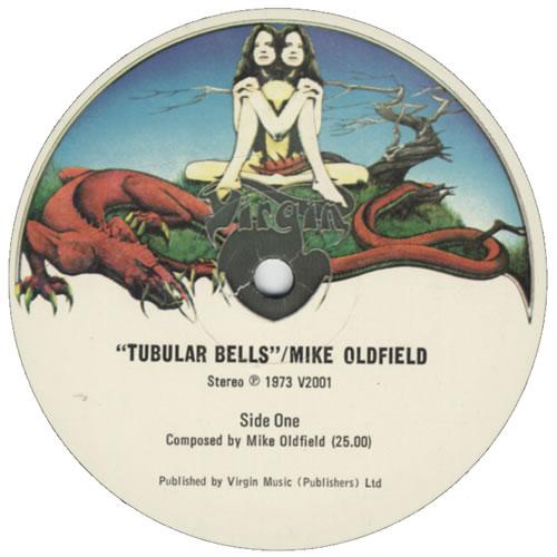 Mike Oldfield Tubular Bells - 2nd vinyl LP album (LP record) UK OLDLPTU313381