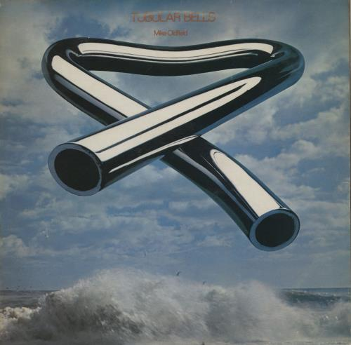 Mike Oldfield Tubular Bells - 4th vinyl LP album (LP record) UK OLDLPTU211464
