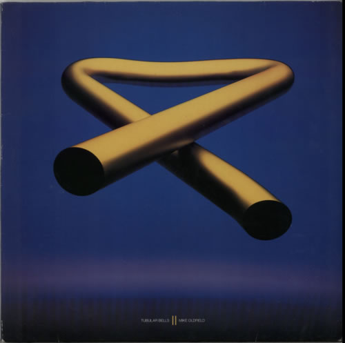 Mike Oldfield Tubular Bells II - EX vinyl LP album (LP record) UK OLDLPTU595948