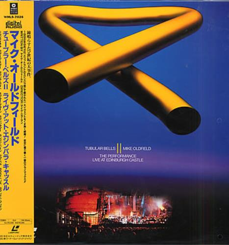 Mike Oldfield Tubular Bells Ii The Performance Live At