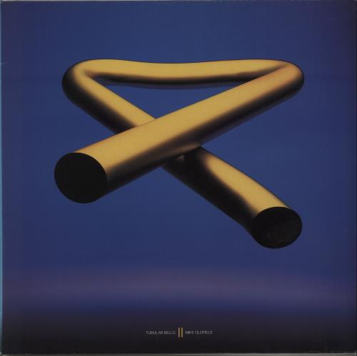 Mike Oldfield Tubular Bells II - VG vinyl LP album (LP record) UK OLDLPTU672949