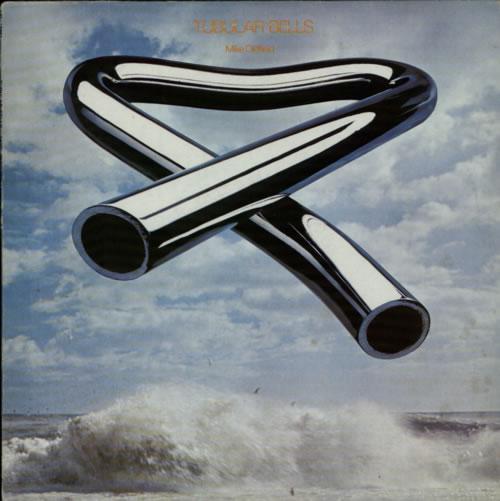 Mike Oldfield Tubular Bells vinyl LP album (LP record) Italian OLDLPTU102040