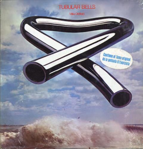 Mike Oldfield Tubular Bells vinyl LP album (LP record) Mexican OLDLPTU316021