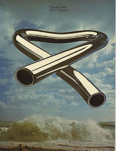Mike Oldfield Tubular Bells book UK OLDBKTU317606