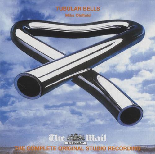 Mike Oldfield Tubular Bells CD album (CDLP) UK OLDCDTU400127