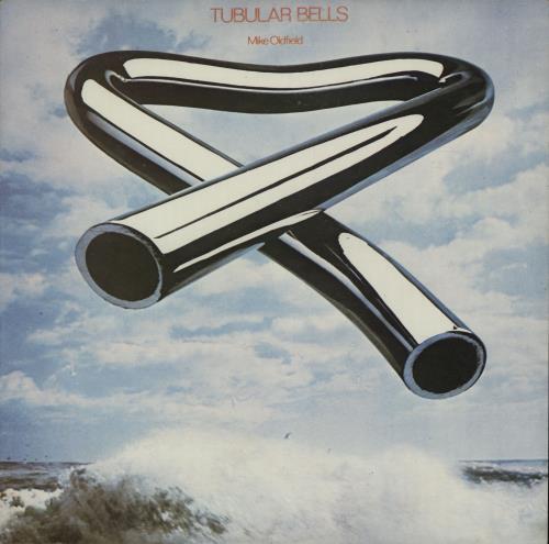Mike Oldfield Tubular Bells vinyl LP album (LP record) New Zealand OLDLPTU671322