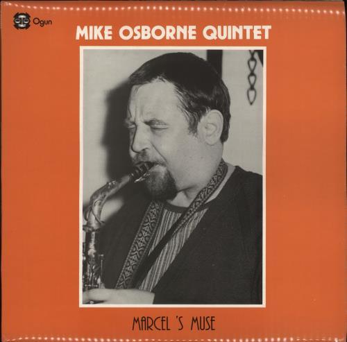 Mike Osborne Marcel's Muse vinyl LP album (LP record) UK NMQLPMA705427