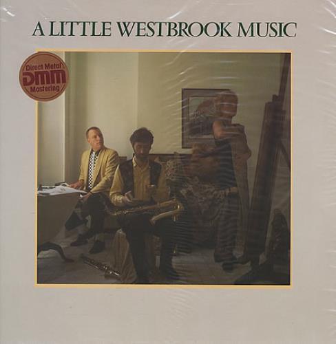 Mike Westbrook A Little Westbrook Music - Sealed vinyl LP album (LP record) UK WBKLPAL356162