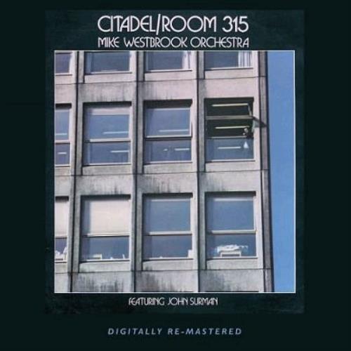 Mike Westbrook Citadel / Room 315 CD album (CDLP) UK WBKCDCI354977