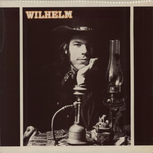 Mike Wilhelm Wilhelm vinyl LP album (LP record) UK WLHLPWI721624