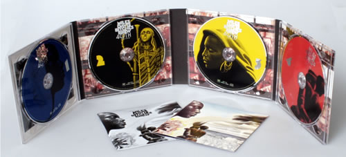 Miles Davis Bitches Brew [Legacy Edition] 4-CD album set Japanese MDA4CBI503820