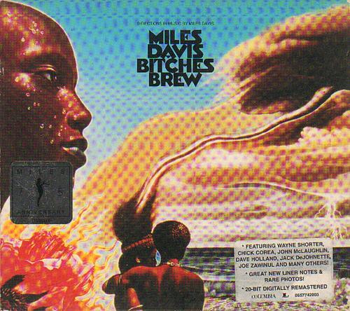 Miles Davis Bitches Brew - 75th Anniversary 2 CD album set (Double CD) Australian MDA2CBI659835